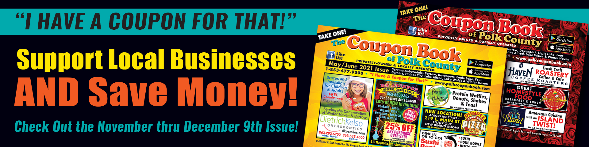 The Coupon Book of Polk County